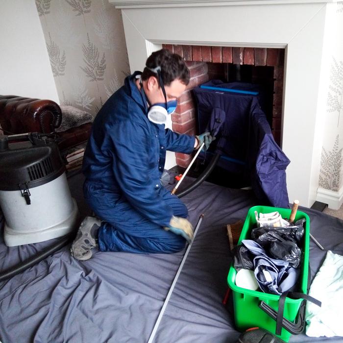chimney cleaning sweep bolton blackrod horwich