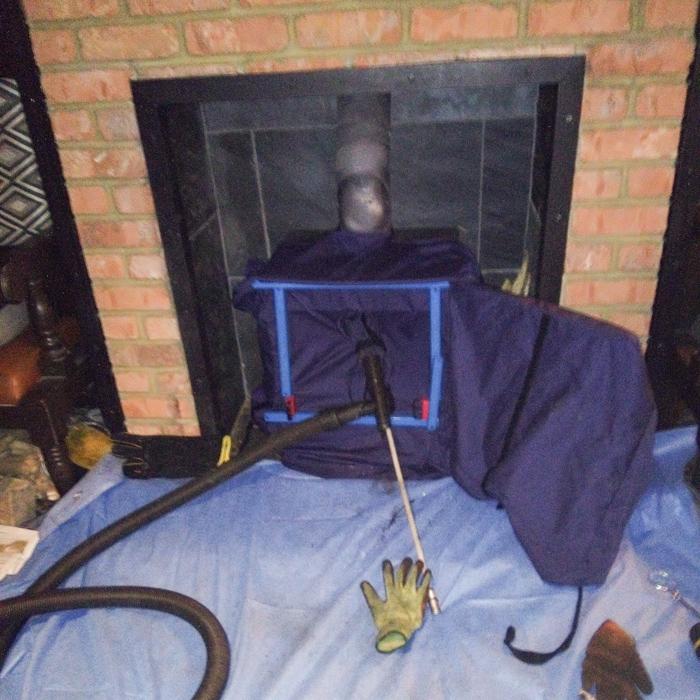 chimney sweep in bolton horwich wigan
